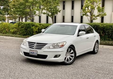 2011 Hyundai Genesis for sale at Carfornia in San Jose CA