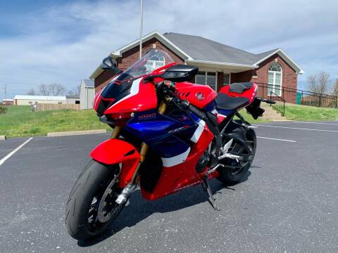 2021 Honda CBR for sale at HillView Motors in Shepherdsville KY