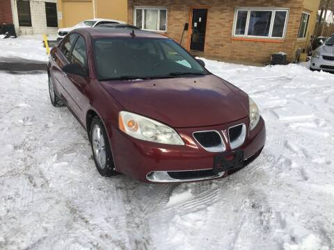 2009 Pontiac G6 for sale at Payless Auto Sales LLC in Cleveland OH