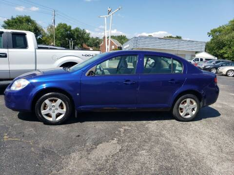 2007 Chevrolet Cobalt for sale at COLONIAL AUTO SALES in North Lima OH