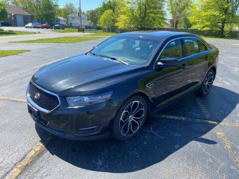 2013 Ford Taurus for sale at TKP Auto Sales in Eastlake OH