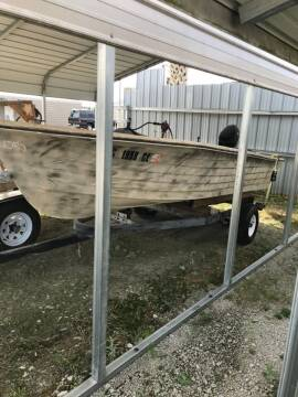 1987 Flare 1750 VCC Fisherman for sale at CAROLINA TOY SHOP LLC in Hartsville SC