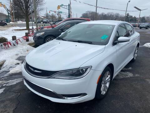 2015 Chrysler 200 for sale at Right Place Auto Sales in Indianapolis IN