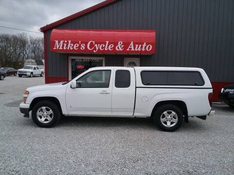 2009 Chevrolet Colorado for sale at MIKE'S CYCLE & AUTO in Connersville IN