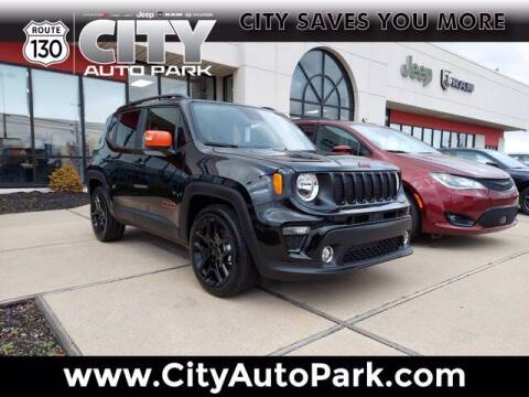 2020 Jeep Renegade for sale at City Auto Park in Burlington NJ