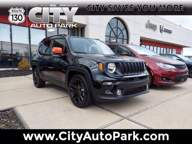 2020 Jeep Renegade for sale at City Auto Park in Burlington NJ