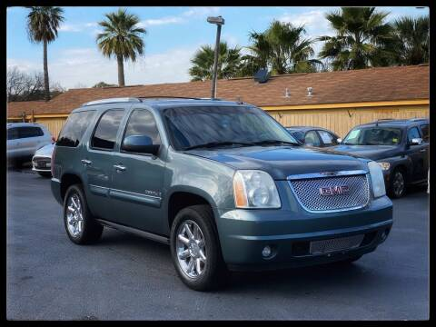 2008 GMC Yukon for sale at ASTRO MOTORS in Houston TX