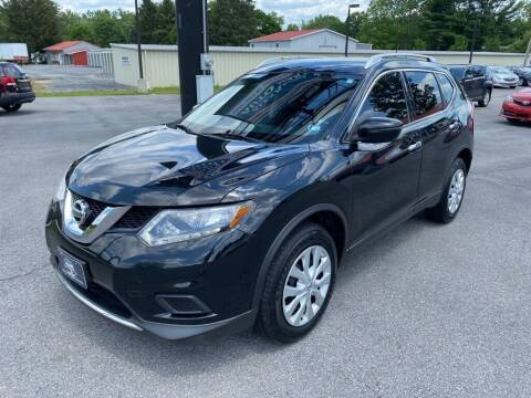 2016 Nissan Rogue for sale at Alexandria Auto Mart LLC in Alexandria PA