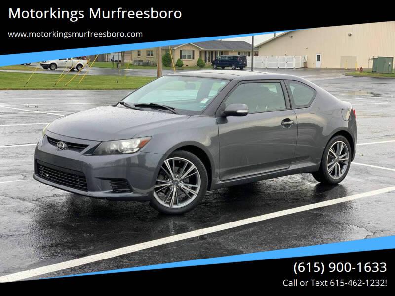 2012 Scion tC for sale at Motorkings Murfreesboro in Murfreesboro TN