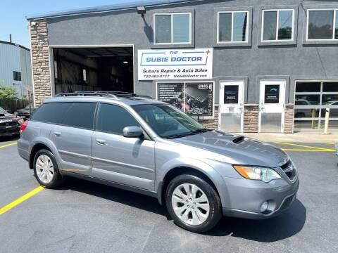 2009 Subaru Outback for sale at The Subie Doctor in Denver CO