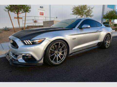 2015 Ford Mustang for sale at REVEURO in Las Vegas NV