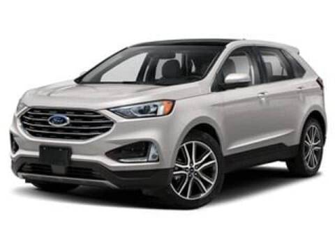 2020 Ford Edge for sale at Griffeth Mitsubishi - Pre-owned in Caribou ME