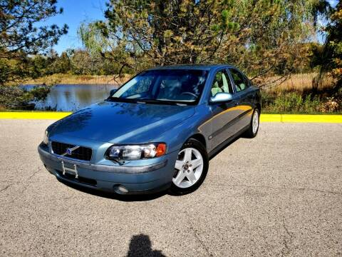 2002 Volvo S60 for sale at Excalibur Auto Sales in Palatine IL