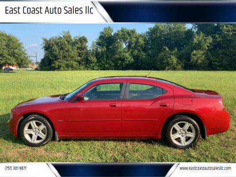 2008 Dodge Charger for sale at East Coast Auto Sales llc in Virginia Beach VA