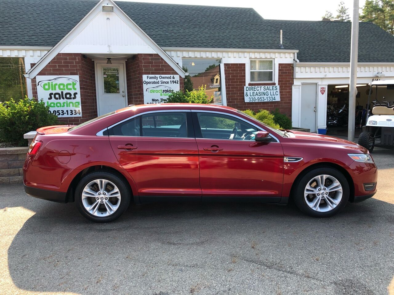 2014 Ford Taurus 4dr Car