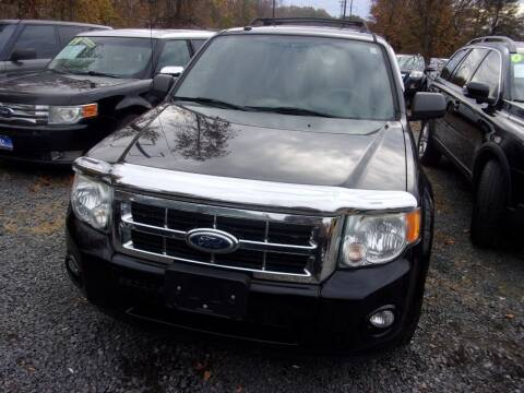2010 Ford Escape for sale at Balic Autos Inc in Lanham MD