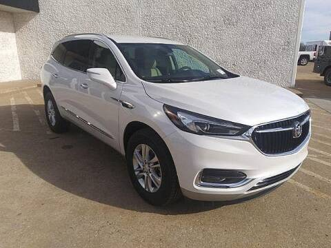 2021 Buick Enclave for sale at Vance Fleet Services in Guthrie OK