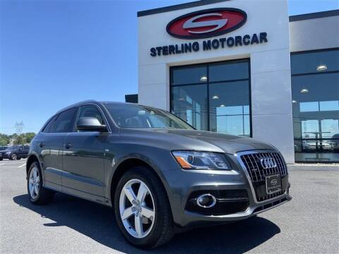 2012 Audi Q5 for sale at Sterling Motorcar in Ephrata PA
