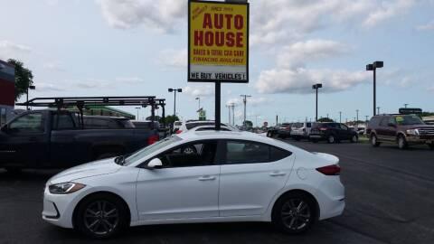 2018 Hyundai Elantra for sale at AUTO HOUSE WAUKESHA in Waukesha WI