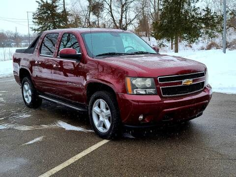 2008 Chevrolet Avalanche for sale at Mighty Motors in Adrian MI