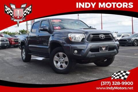 2013 Toyota Tacoma for sale at Indy Motors Inc in Indianapolis IN