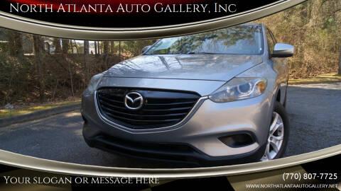 2013 Mazda CX-9 for sale at North Atlanta Auto Gallery, Inc in Alpharetta GA
