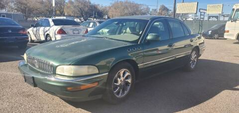 2003 Buick Park Avenue for sale at One Community Auto LLC in Albuquerque NM