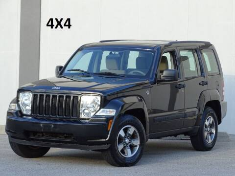 2008 Jeep Liberty for sale at Chicago Motors Direct in Addison IL