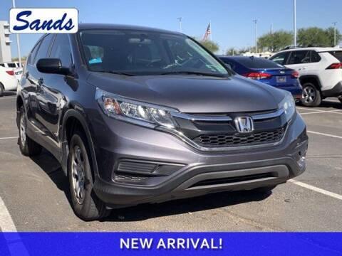 2016 Honda CR-V for sale at Sands Chevrolet in Surprise AZ