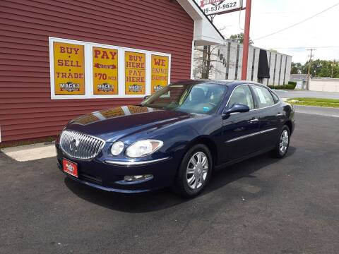 2008 Buick LaCrosse for sale at Mack's Autoworld in Toledo OH
