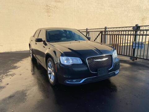 2018 Chrysler 300 for sale at My Town Auto Sales in Madison Heights MI