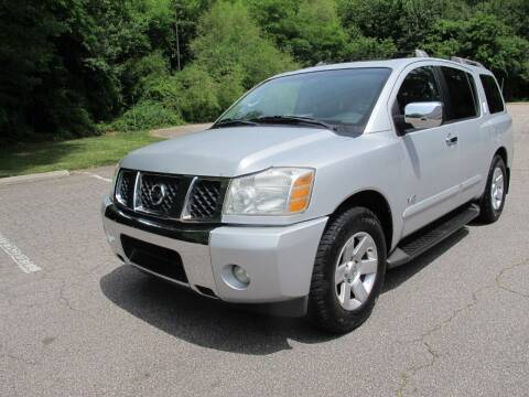 2006 Nissan Armada for sale at Best Import Auto Sales Inc. in Raleigh NC