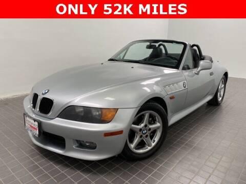 1998 BMW Z3 for sale at CERTIFIED AUTOPLEX INC in Dallas TX