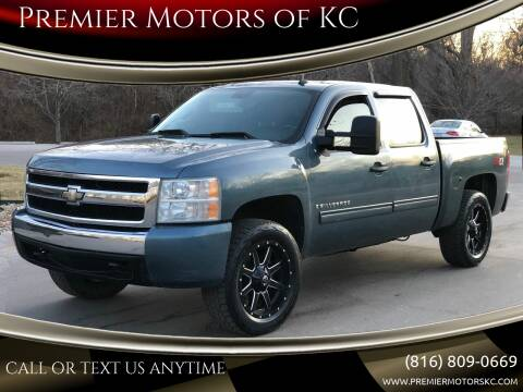 2009 Chevrolet Silverado 1500 for sale at Premier Motors of KC in Kansas City MO