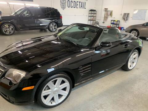 2006 Chrysler Crossfire for sale at The Car Buying Center in Saint Louis Park MN