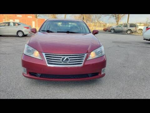 2010 Lexus ES 350 for sale at Euro-Tech Saab in Wichita KS