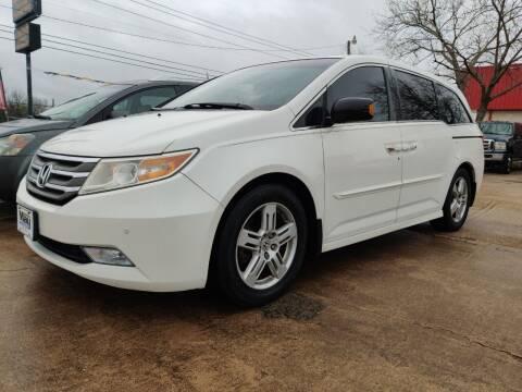2012 Honda Odyssey for sale at AI MOTORS LLC in Killeen TX