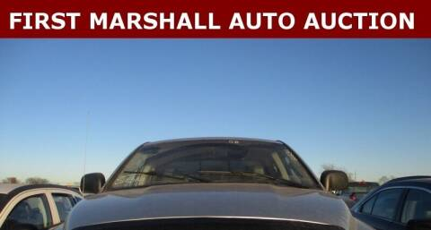 2008 Dodge Ram Pickup 1500 for sale at First Marshall Auto Auction in Harvey IL