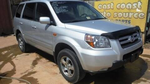 2006 Honda Pilot for sale at East Coast Auto Source Inc. in Bedford VA