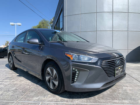 2019 Hyundai Ioniq Hybrid for sale at Berge Auto in Orem UT