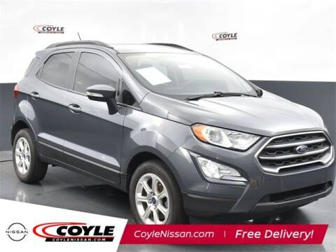 2019 Ford EcoSport for sale at COYLE GM - COYLE NISSAN - Coyle Nissan in Clarksville IN