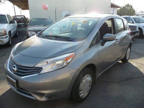 2015 Nissan Versa Note for sale at CENTURY MOTORS in Fresno CA