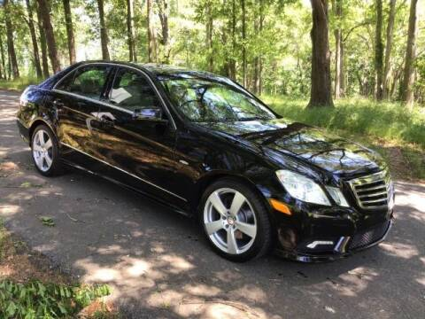 2011 Mercedes-Benz E-Class for sale at Roadtrip Carolinas in Greenville SC