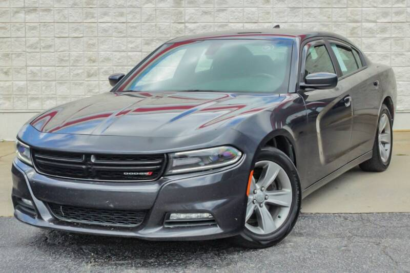 2017 Dodge Charger for sale at Cannon and Graves Auto Sales in Newberry SC