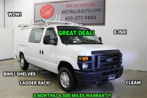 2014 Ford E-Series Cargo for sale at Battaglia Auto Sales in Plymouth Meeting PA