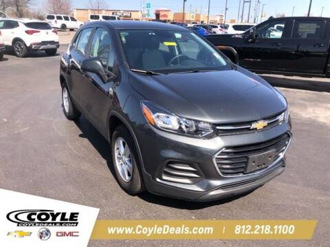 2019 Chevrolet Trax for sale at COYLE GM - COYLE NISSAN in Clarksville IN