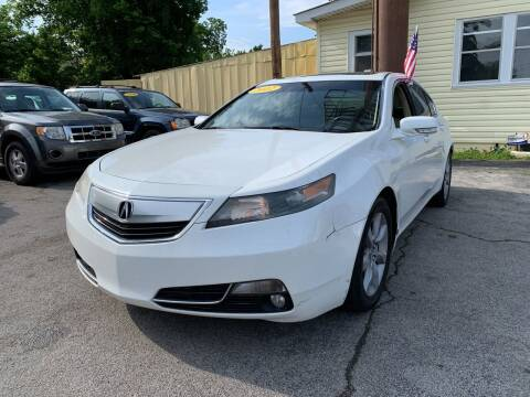 2012 Acura TL for sale at Limited Auto Sales Inc. in Nashville TN
