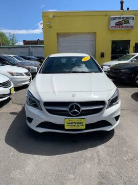 2015 Mercedes-Benz CLA for sale at Hartford Auto Center in Hartford CT
