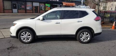 2015 Nissan Rogue for sale at Motor City in Roxbury MA