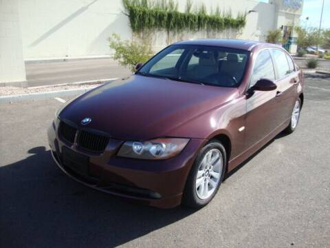2006 BMW 3 Series for sale at FREDRIK'S AUTO in Mesa AZ